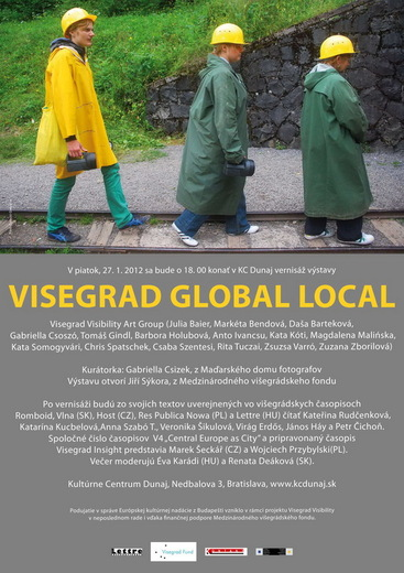 VISEGRAD GLOBAL LOCAL